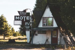 Image of a motel